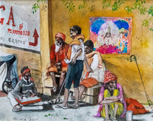 Varanasi Conversation
