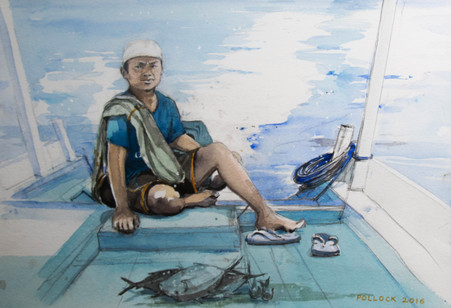 Gili Fisherman