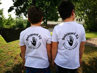 Kinder stark machen!  Warum Selbstverteidigungskurse für Kinder einen Sinn machen!