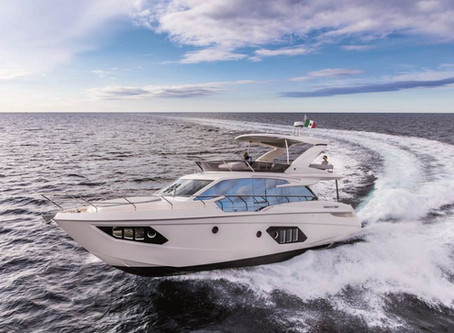BRAND NEW ABSOLUTE 52FLY AVAILABLE IN JULY FOR IMMEDIATE DELIVERY!