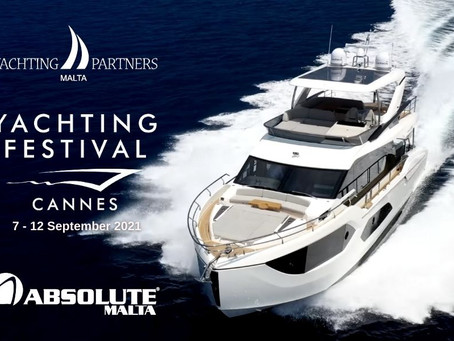 Meet us at Cannes Yachting Festival
