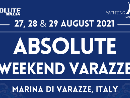 Last spots available for Test Sails at Absolute Weekend Varazze, Italy.