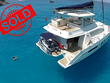 SOLD: Leopard 58 handed over locally