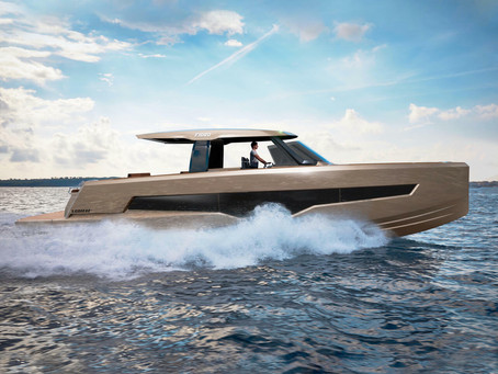 Introducing the NEW FJORD 53 XL!