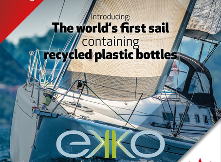 Elvstrom Sails A/S: Embark on our sustainable journey!