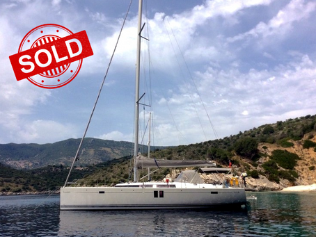 Bavaria 46 in the hands of loving new owners