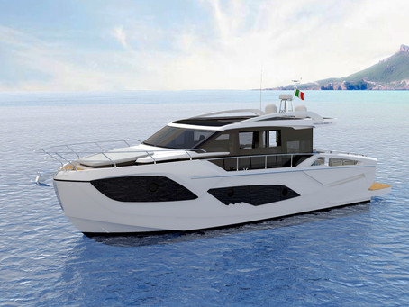 Absolute Yachts welcomes a new range with the 48 Coupé