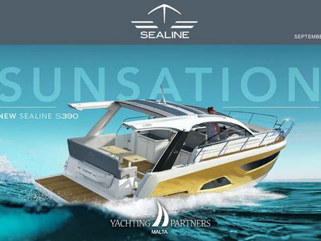 New SEALINE S390 SUNSATION
