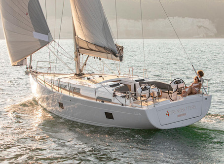 BRAND NEW HANSE 458 SOON GOING INTO PRODUCTION
