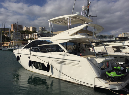 New Listing: ABSOLUTE 56 Fly