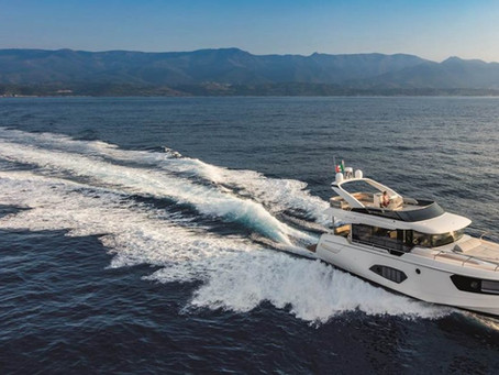 Brand New Absolute Navetta 48 To Be Launched In March 2021!
