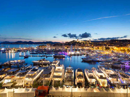 Cannes is coming! One week to go!