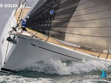 The new Grand Soleil 44 Performance