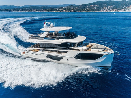 New Absolute Navetta 64 Awarded Best Innovation of 2020!