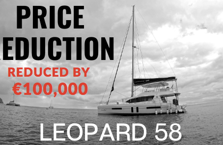 LEOPARD 58 - PRICE REDUCTION!