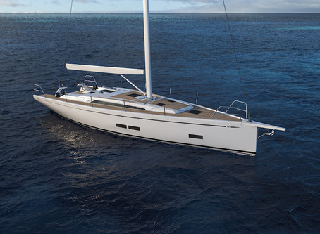 The New Grand Soleil 44 Performace!