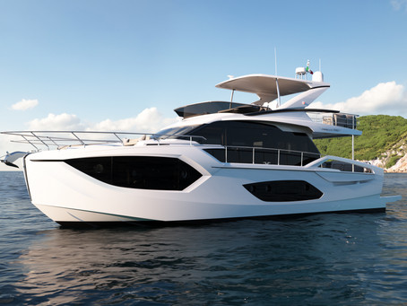 Absolute Yachts presents New 56 FLY