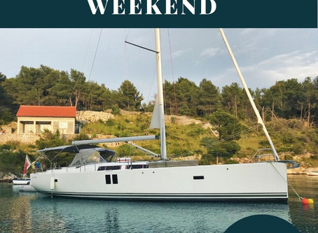Join us for a test sail on the Hanse 495 | March 7th-9th 2020