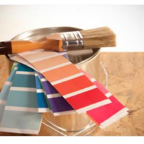 Uso das cores x sensação do ambiente