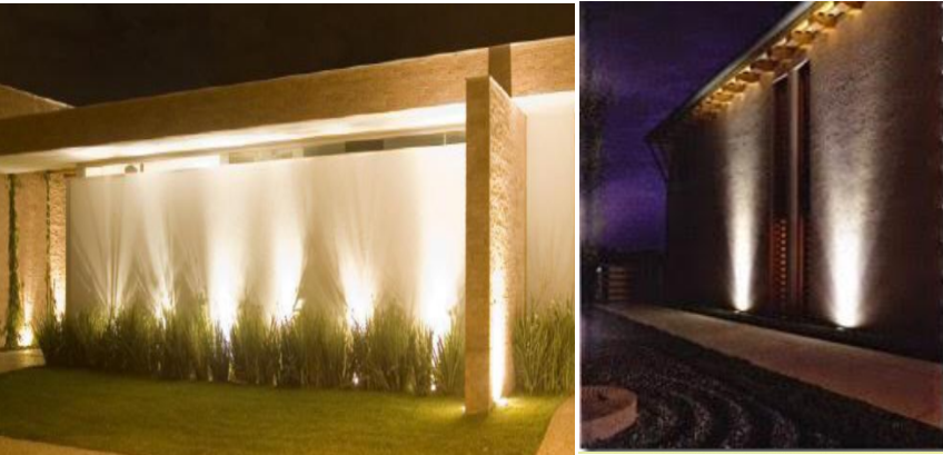 Luminária Up-Light valoriza a verticalidade