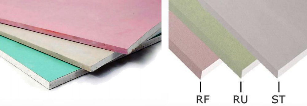 placas chapas RU verde RF Rosa standard branca