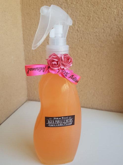 Água para lençóis 240 ml aroma Confort Home