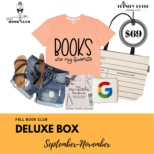 Deluxe Box-HyperDoc