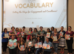 Vocabulary training