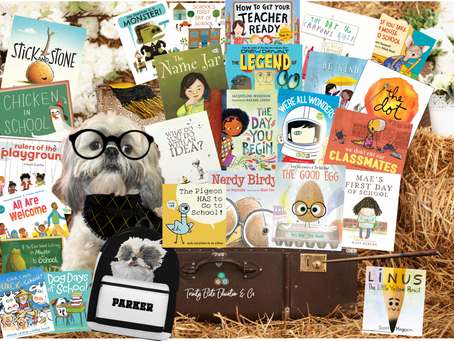 Back-to-School Books by Parker's Pack