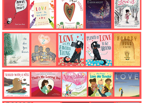 February Picks and Love of Books!