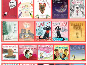February Picks and Love of Books!