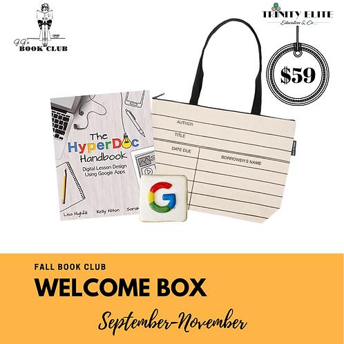 Welcome Box-HyperDoc