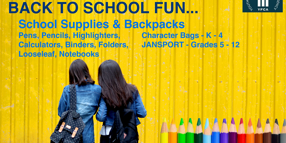 School Supply Collection and Distribution