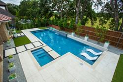Southlake Modern Swimming Pool & Spa