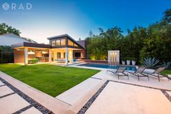 Dallas Modern Pool & Cabana