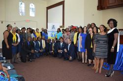 Pioneering Members Cayman Chapter