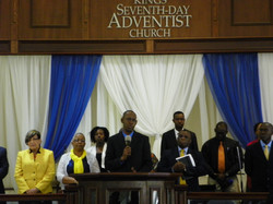 Chapter Chaplain Pastor Jefferson