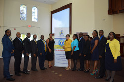 Executive Commttee, Cayman Chapter