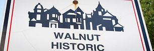 The Walnut Neighborhood Association logo