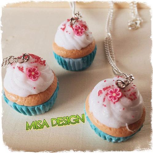 Pendentif Cupcakes