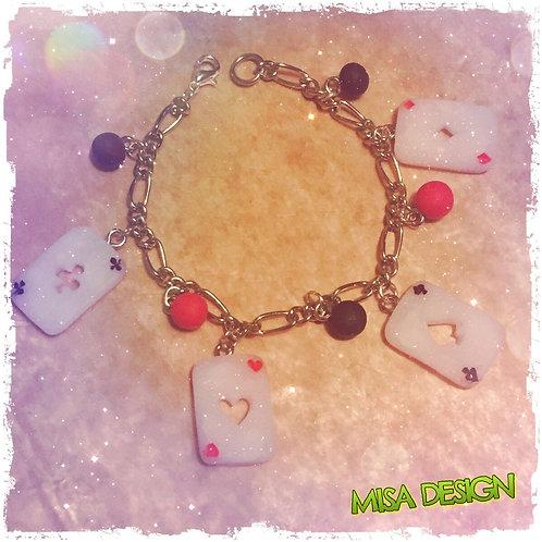 Bracelet Cartes