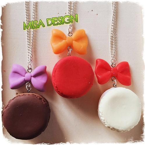 Pendentif Macarons