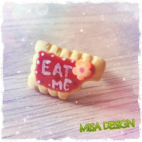 Bague 'Eat Me'