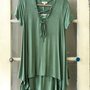 Sage the Day Tunic