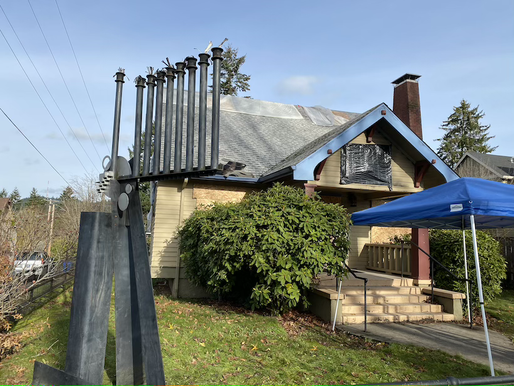 Chabad House Will Rebuild in Hillsdale Following Arson