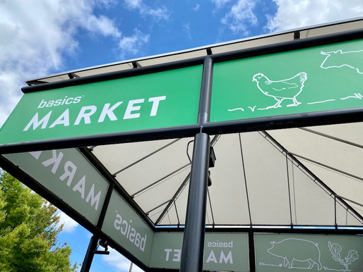 New Manager and Expanded Hours at Basics Market