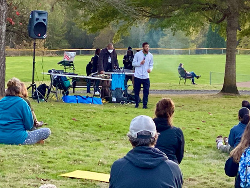Gabriel Park Rally Organizers Hope to Bring Change to Southwest