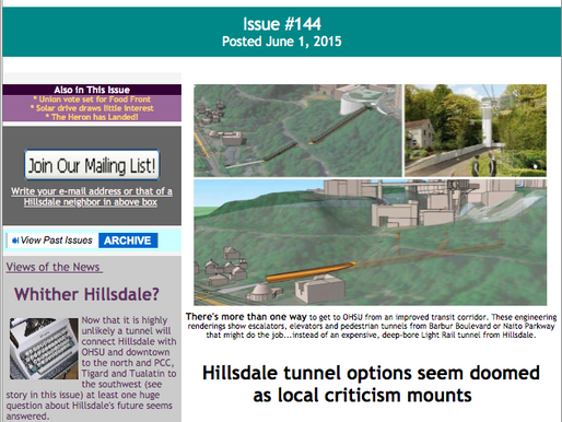 Introducing the New Hillsdale News