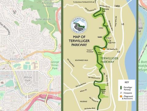Terwilliger Parkway Gains National Historic Status