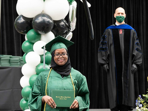 Wilson High School re-invents commencement